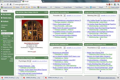 Rss-news-in-igoogle