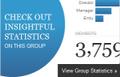 Linkedim-statistics