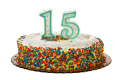 15-birthday-cakes-15th-birthday-cake-images-happy-birthday-cake-images-cake-with-many-color-messes-and-white-cream-design