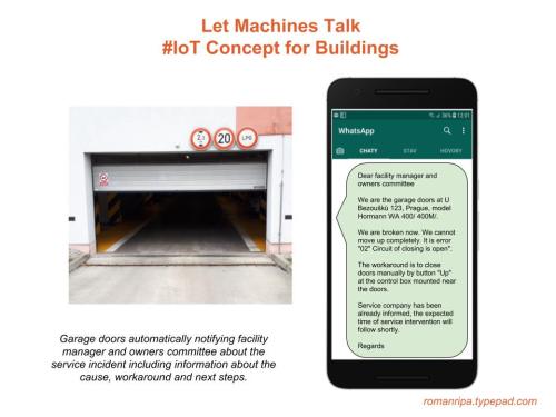 Let Machines Talk