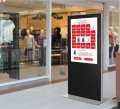 JDDI ActionableSignage - Gamified Promoter At Mall