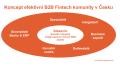 Koncept efektivní B2B Fintech komunity v Cesku - Header